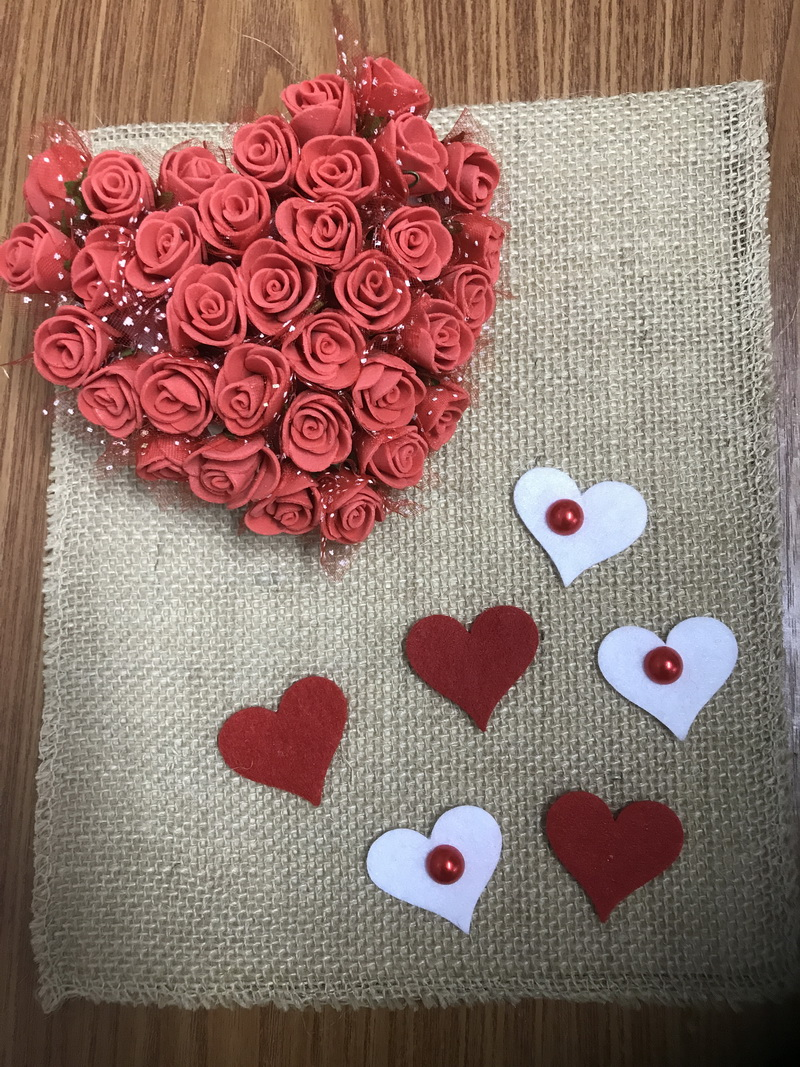 Декорация за Свети Валентин