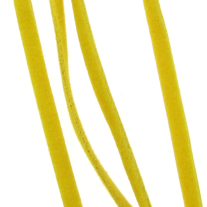 Faux Suede Jewelry Cord elastics 2.5 mm