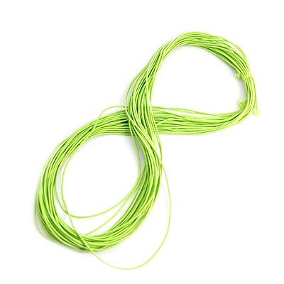 Ластик 0.6 мм 1-во качество зелен ~27 метра
