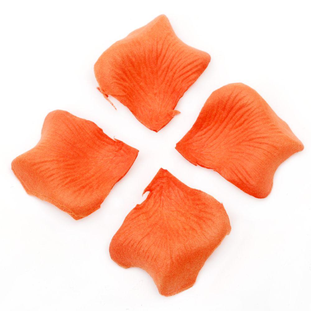 Φύλλο χάρτινο πορτοκαλί - 144 τεμάχια