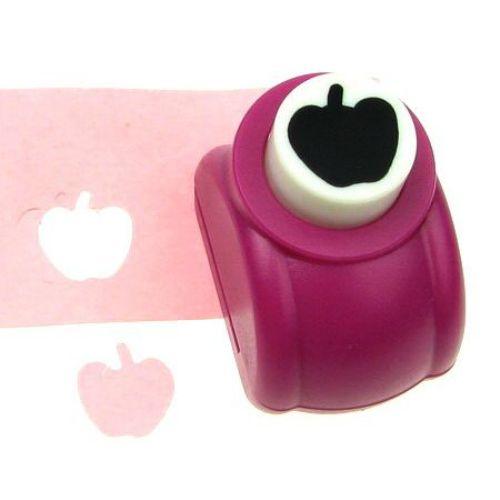 Perforator / punch / 16 mm pentru carton până la 160 g / m2 măr