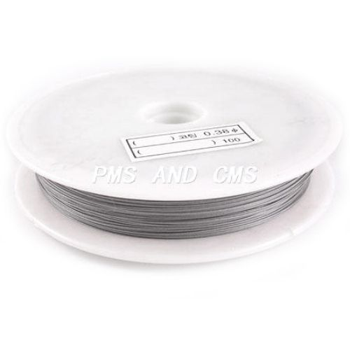 Silver Jewellery steel cord 0.70 mm