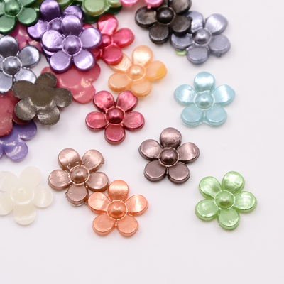 Pearls for gluing 11 x 2 mm