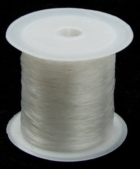 Nylon Wire, Beading Thread, Clear 0.40 mm-40 meters