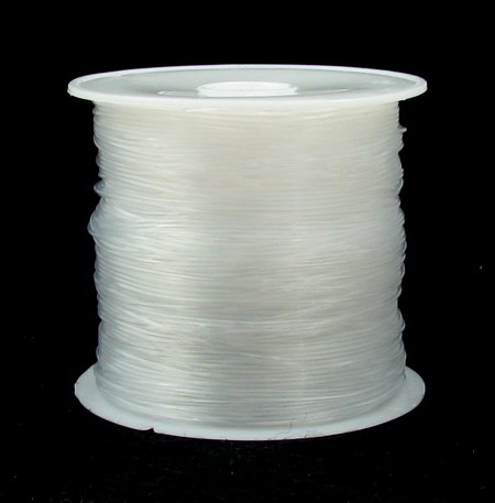 Jewelry Nylon Wire, Beading Thread, Clear  0.60 mm ~ 20 meters