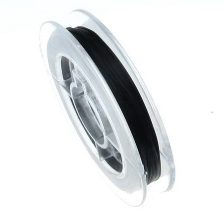 Jewellery silicone cord 0.8 mm