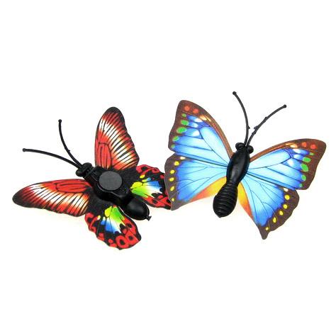 Пеперуда 33x40 мм на магнит -10 броя