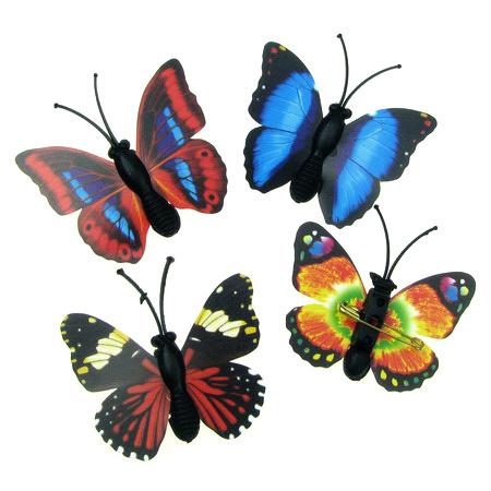 Пеперуда 33x40 мм игла -10 броя