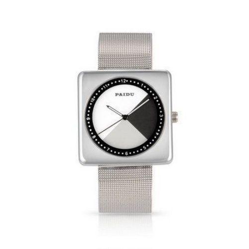 Ръчен кварцов часовник стомана 235x22 мм 38x38.5x8 мм 32x32 мм