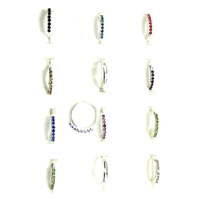 Δαχτυλίδι με κρυσταλλάκια