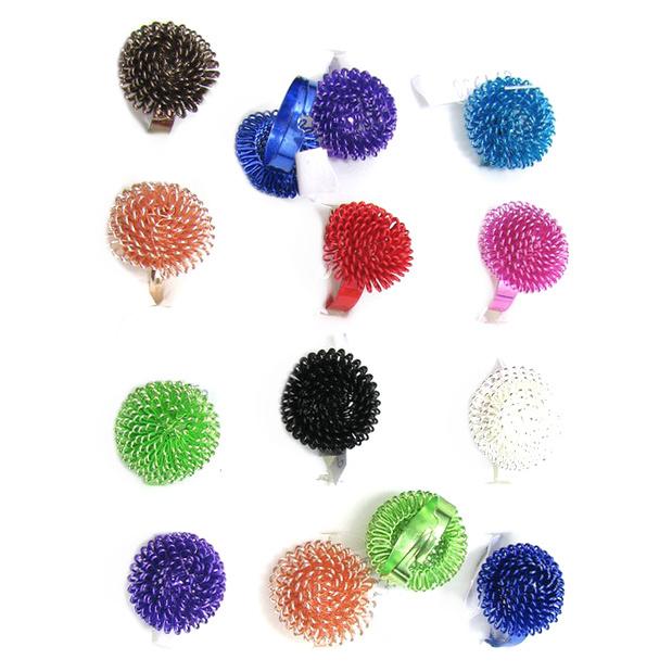 Δαχτυλίδι ρυθμιζόμενο διάφορα χρώματα
