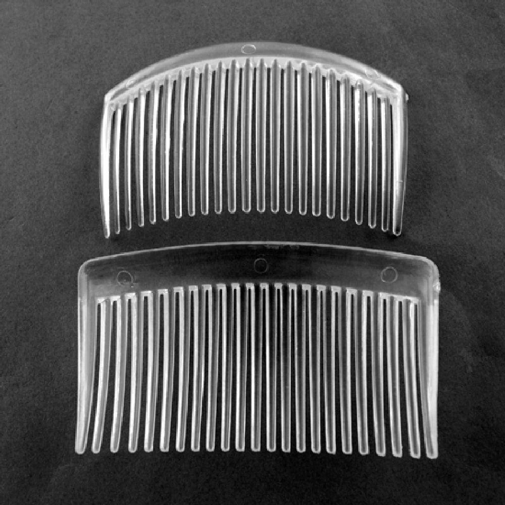 Hair comb 52x84 mm. plastic