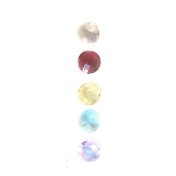 Висулка кристал 30 мм