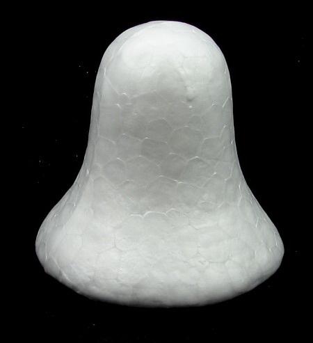 Καμπάνα φελιζόλ 63 mm λευκό -4 τεμαχίων