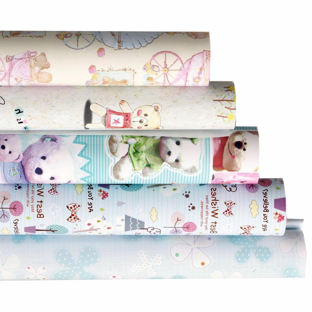 Хартия опаковъчна 510x770 мм детски АСОРТЕ