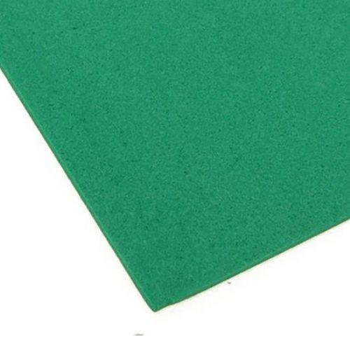 EVA / αφρώδες υλικό 2 mm Α4 20x30 cm πράσινο