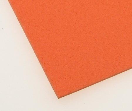 EVA / αφρώδες υλικό 2 mm Α4 20x30 εκ. Πορτοκαλί