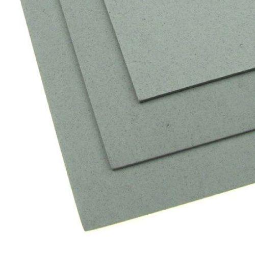 EVA / αφρώδες υλικό 2 mm A4 20x30 cm γκρι