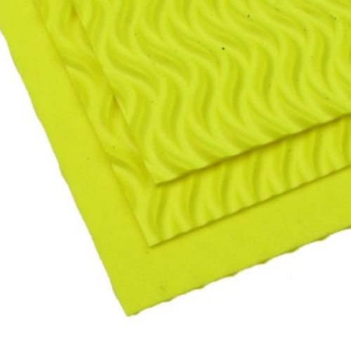 E.V.A. Embossed Foam , A4 Sheet 20x30cm 2mm DIY Craft, Classroom Decoration