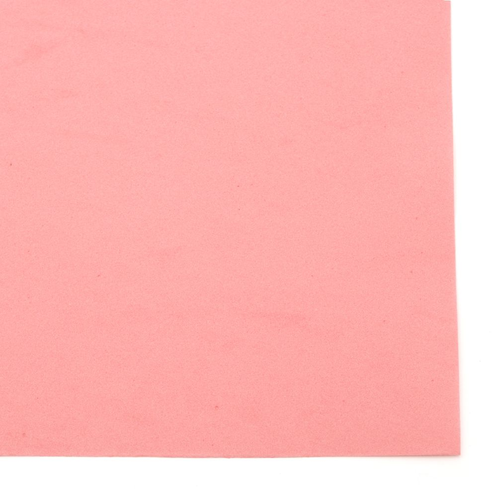 EVA Foam Dark Pink, A4 Sheet 20x30cm 0.8~0.9mm Scrapbooking & Craft Decoration