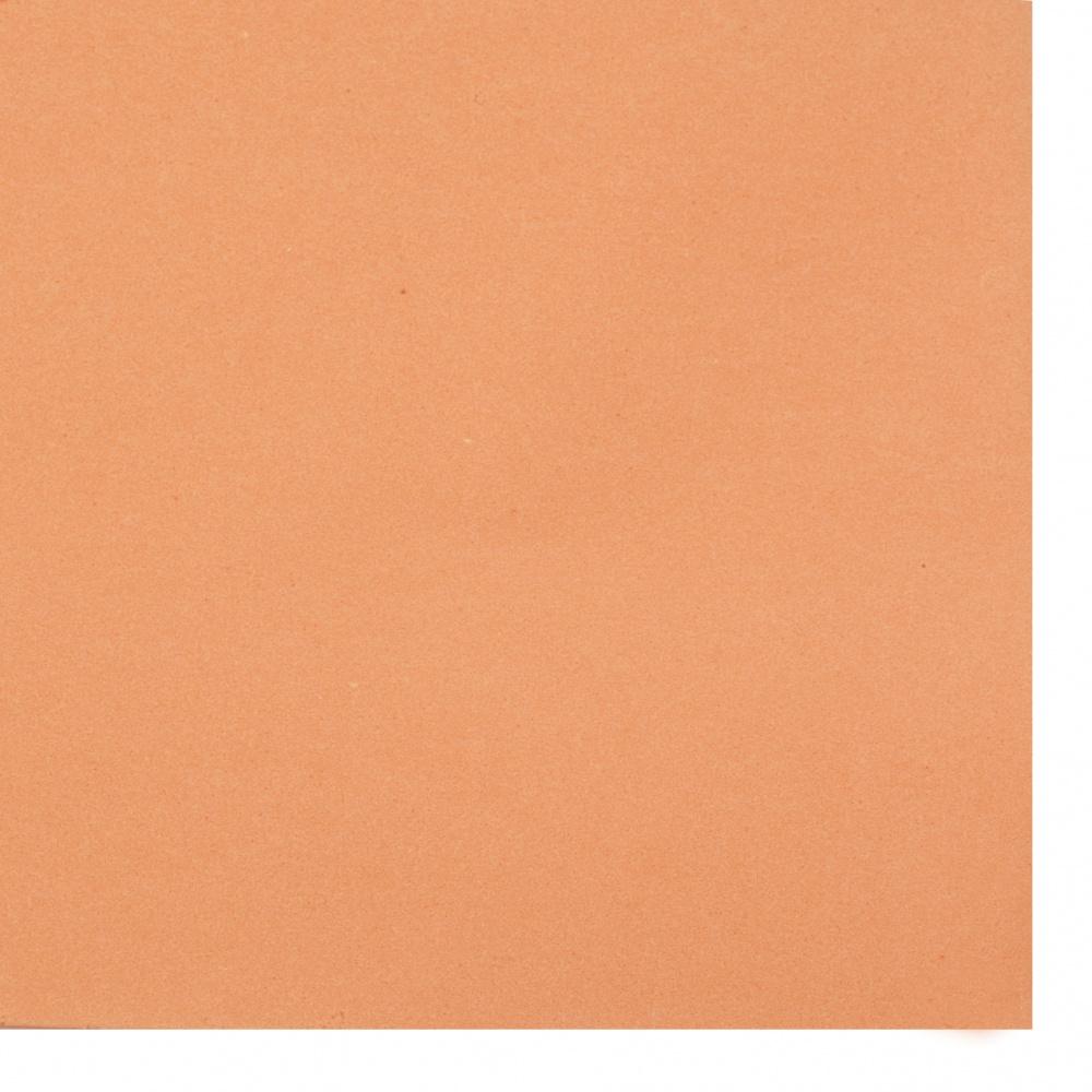 Cauciuc spumat / microporos / 0,8 ~ 0,9 mm 50x50 cm culoarea corpului