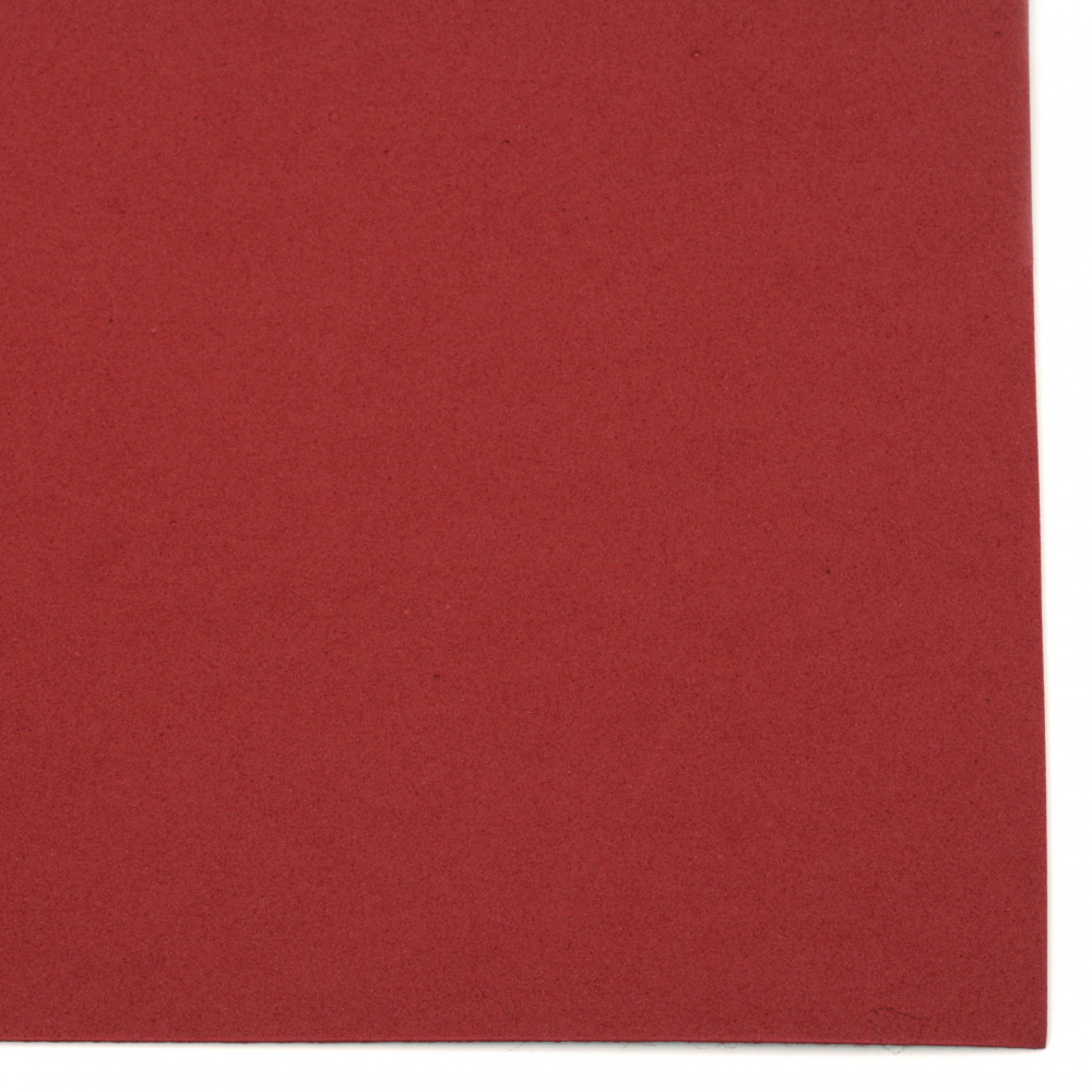 EVA Foam Bordeaux, A4 Sheet 20x30cm 2mm Scrapbooking & Craft
