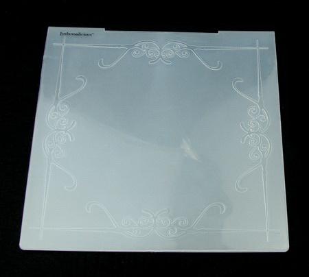 Rama folderului de relief 20x20 cm