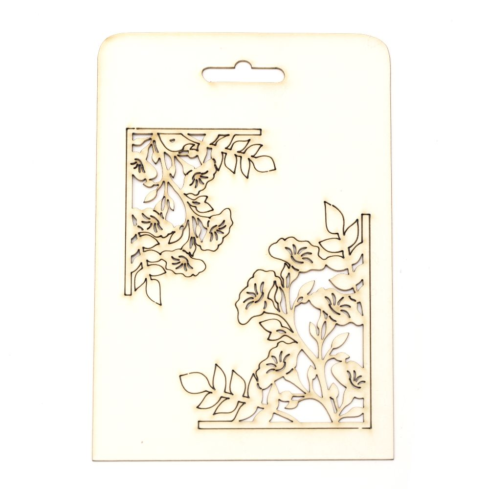Set de elemente de ornament din carton de bere
