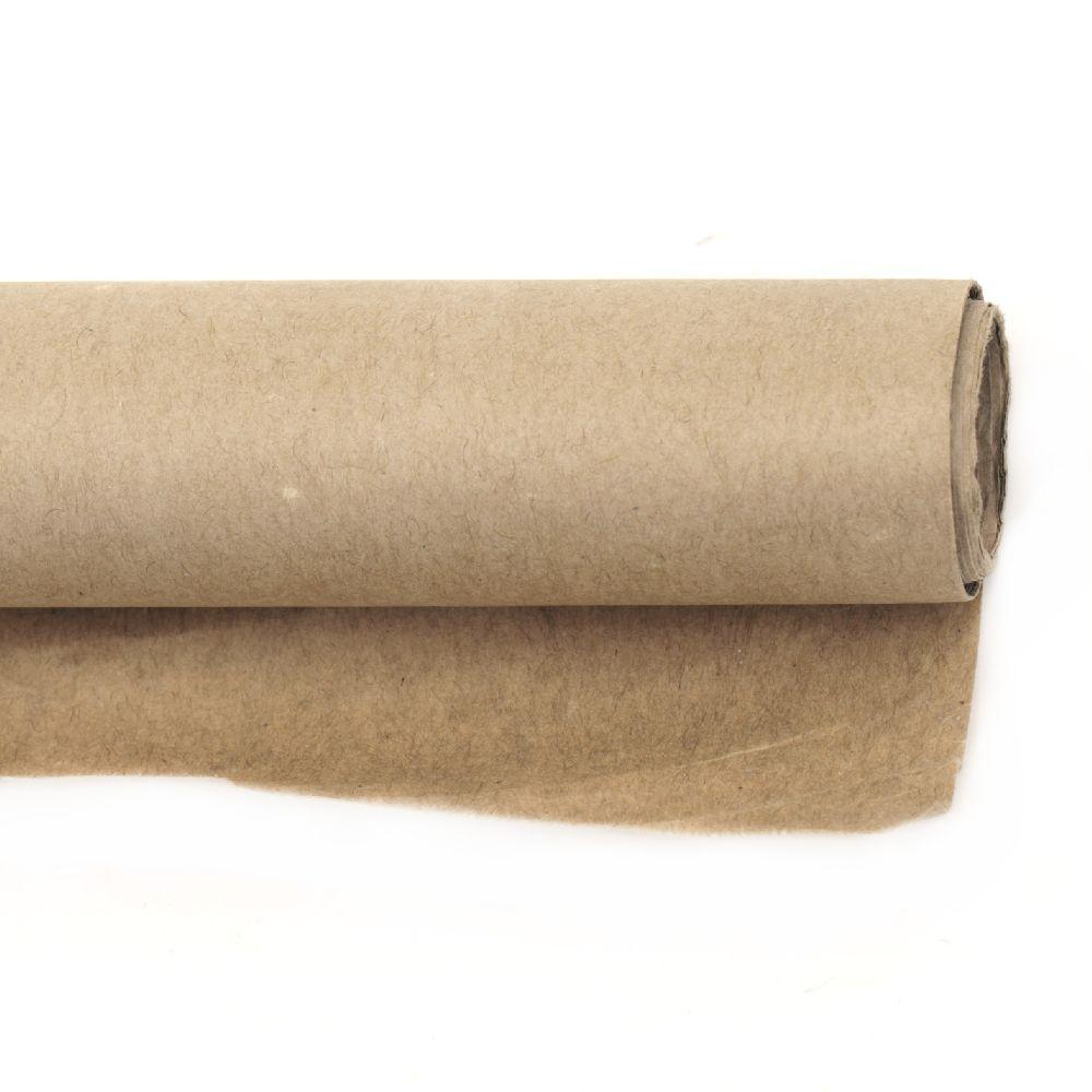 Хартия крафт тънка 790x3000 мм -1 лист