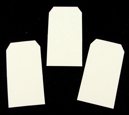 Tag for beer card 33x63 mm -5 pieces