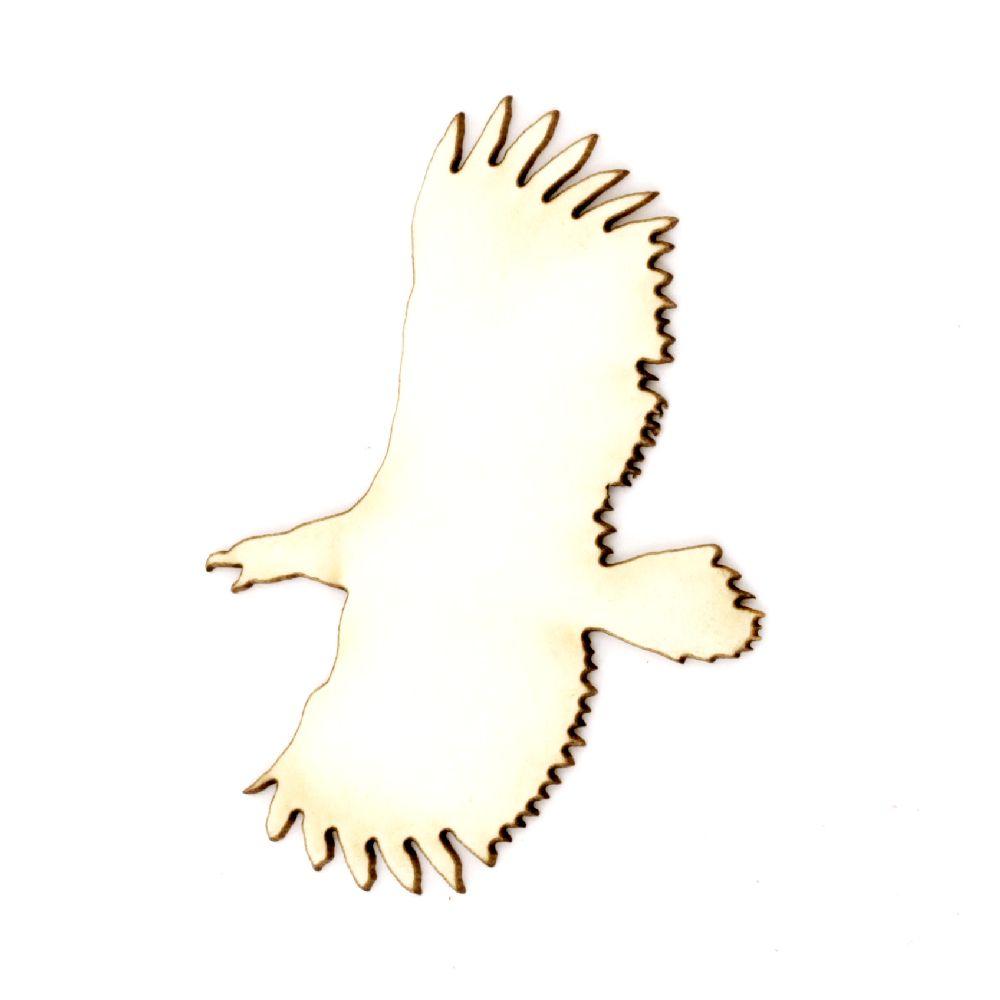 Αετός χαρτόνι Chipboard 50x35x1 mm -2 τεμάχια