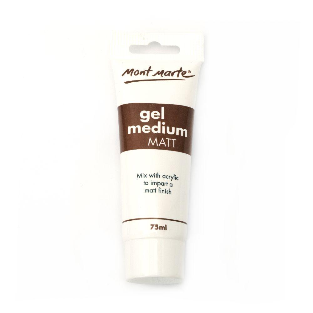 Mont Marte Medium Gel Matt -75 ml.