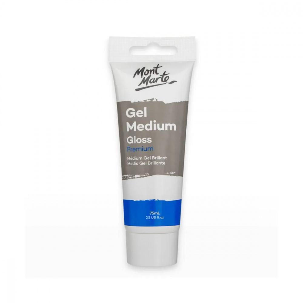 Medium Gel Gloss, Mont Marte 75ml
