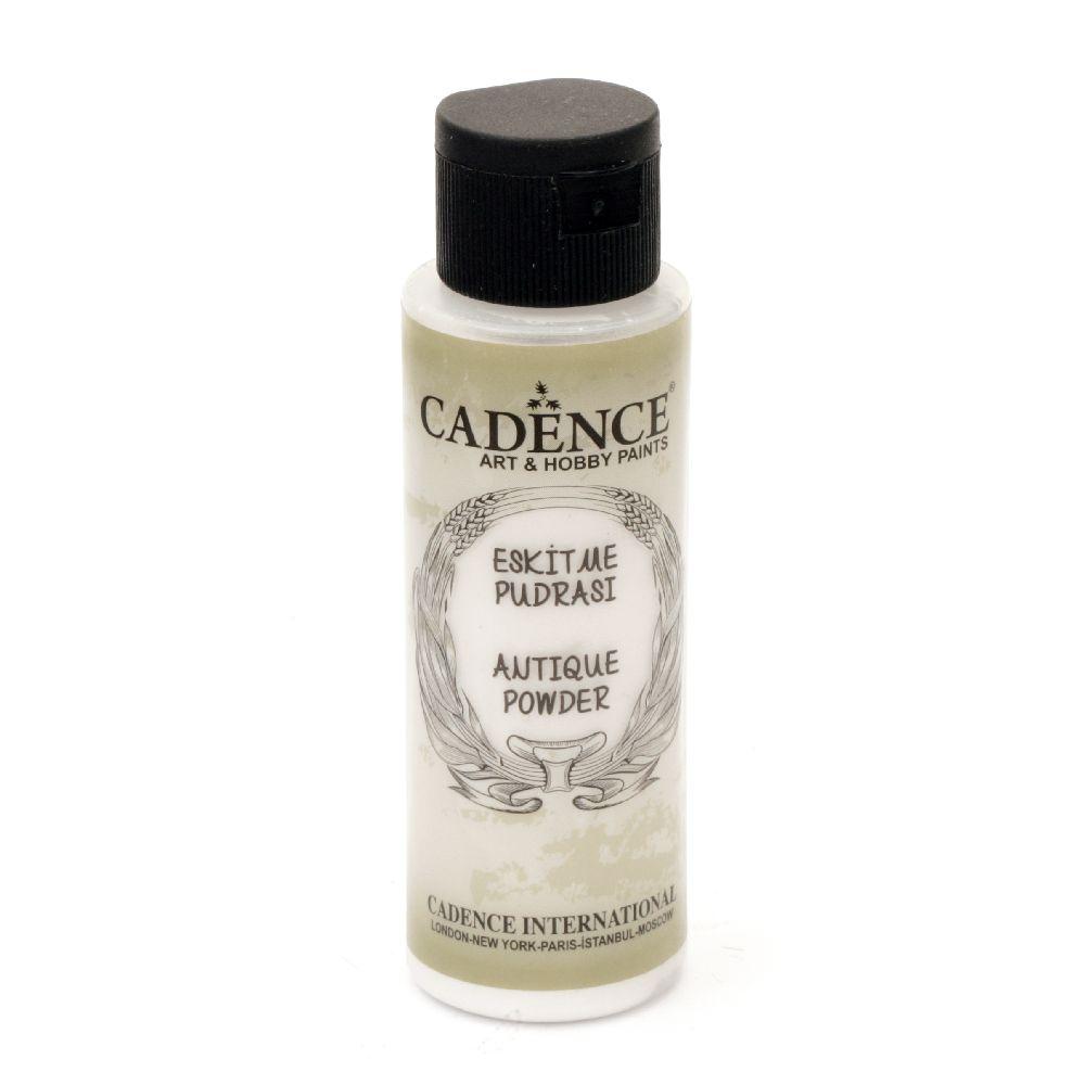 Pudra antic CADENCE 70 ml. - 700 alb