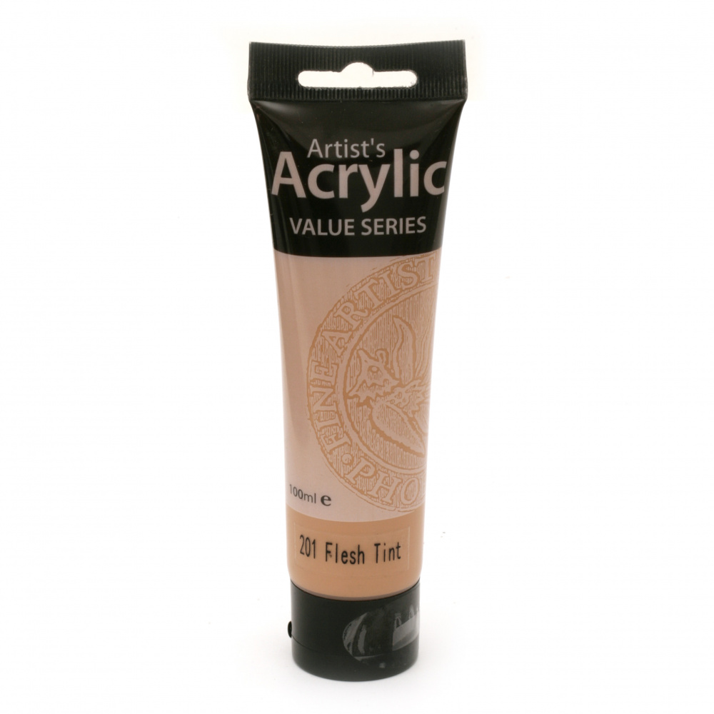 Acrylic paint PHOENIX 100 ml - Flesh Tint 201