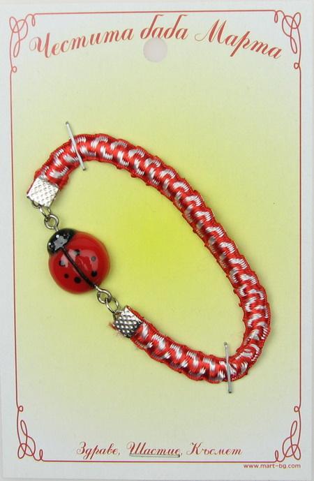 Гривна детска ластичен шнур