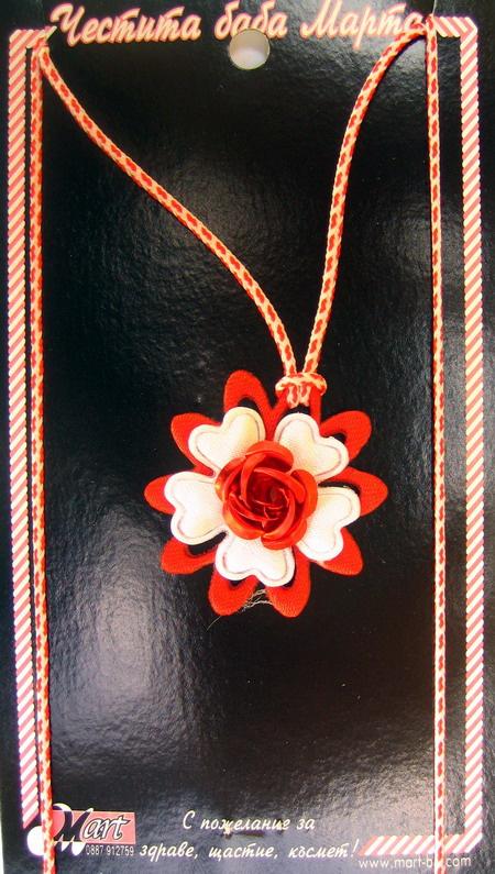 Гердан роза