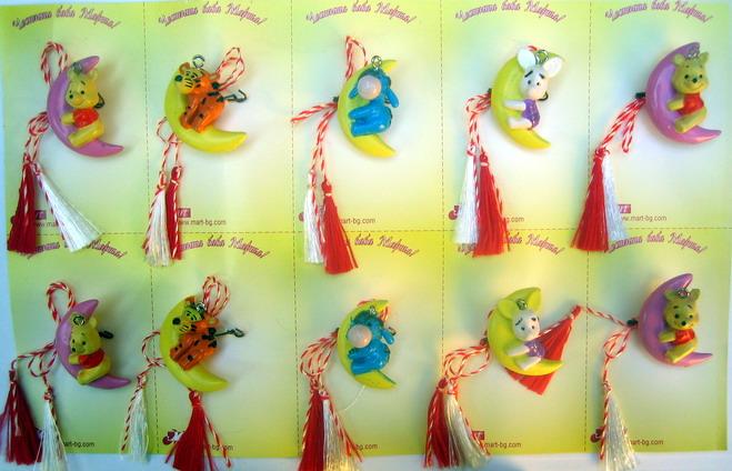 Μαρτάκι Winnie - 10 τεμάχια
