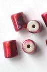 Cilindru 1 mm roșu perlat -50 grame