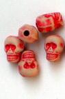 Craniu 9 mm roșu -50 gr
