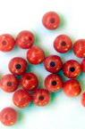Топче 6 х 1.5 ммдупка червено -50 грама