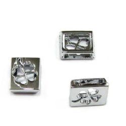 Pandativ Trifoi metalic cu 10mm gaură de 8 mm