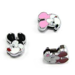 Pandativ Mickey String Mickey 11mm Hole 8mm