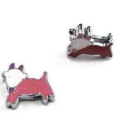 Metal stringing element sign Taurus 13 mm