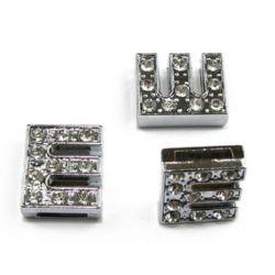 Scrisoare pentru înșirarea cristalelor metalice W gaură 8 mm