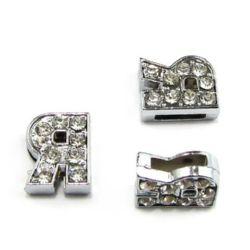 Scrisoare pentru înșirarea cristalelor metalice Gaură de 8 mm