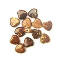 Margele aur fir 9 mm maron -20 grame