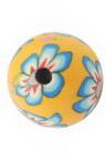 Фигурка моделин Fimo топче 15 мм дупка 2 мм -10 броя
