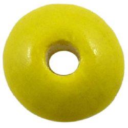 Disc gaura 3x6 mm 2 mm galben -50 grame