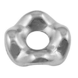 Figură gaură 13x4 mm 4 mm CCB - 20 grame ~ 71 bucăți